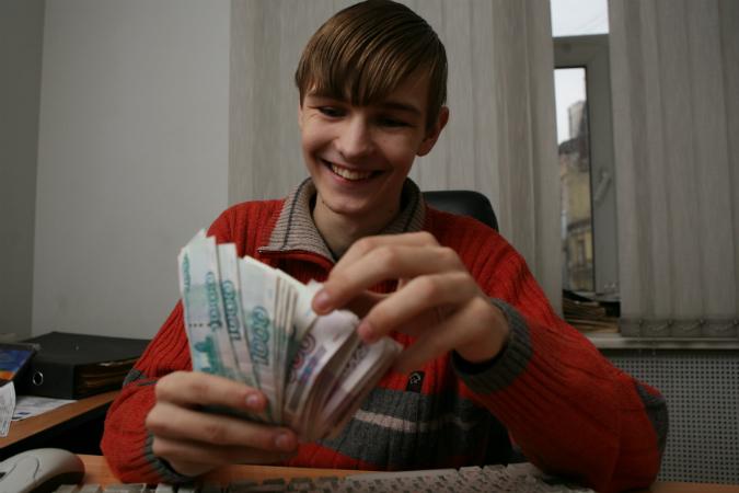 Банк выдавал детям миллионные кредиты без ведома родителей