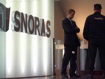 Кредиторы решили ликвидировать литовский банк Snoras