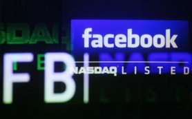 Акции Facebook упали ниже 20 долларов
