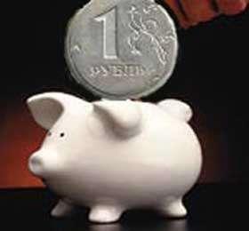 Объем вкладов россиян за прошлый год вырос на 20%