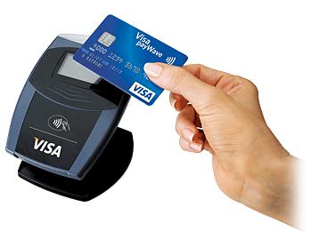Сбербанк и Visa объявляют о начале приема бесконтактных карт — Visa payWave