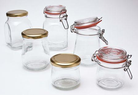 Пищевая стеклотара: покупаем качественную продукцию