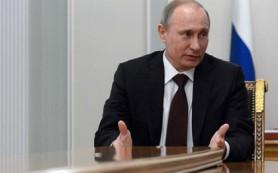Путин выдвинул предложение чаще выдавать кредиты на оружие