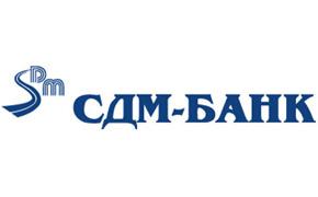 СДМ-Банк понизил ставки по вкладам в долларах и евро