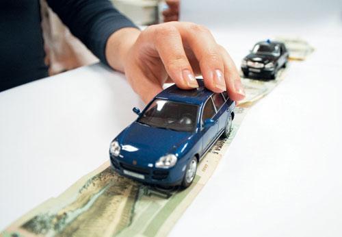 Автокредит — разновидность кредитования физических лиц