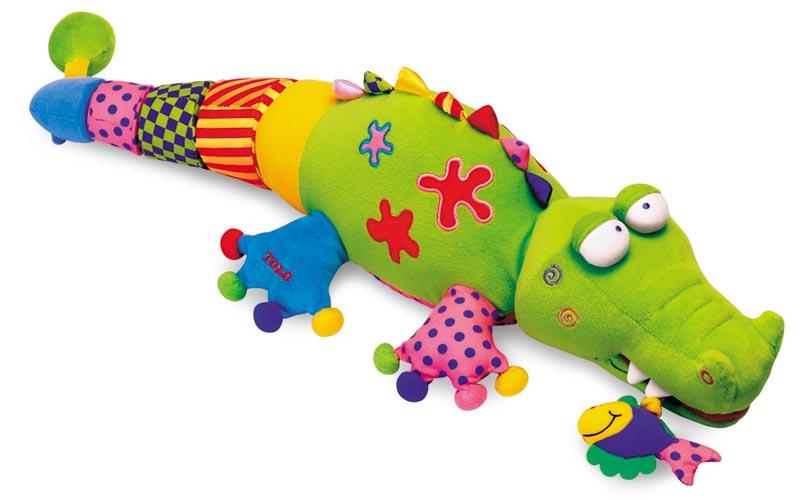 Развивающие игрушки как необходимый элемент познавательной жизни малыша