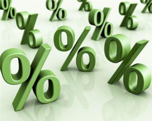 Средняя ставка по вкладам снизилась до 8,31% годовых