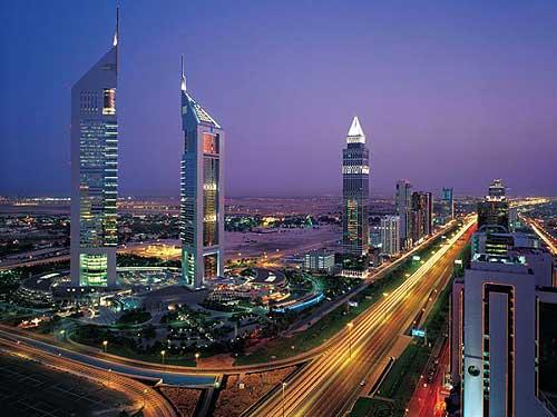 «1001 ночь». Дубай