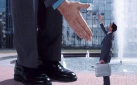 Малый бизнес уходит в тень, несмотря на меры правительства