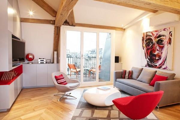 Париж: квартира в столице Франции