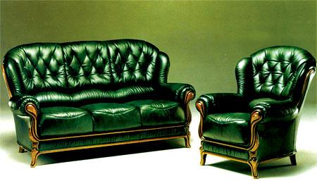 Выбираем правильную кожаную мебель?