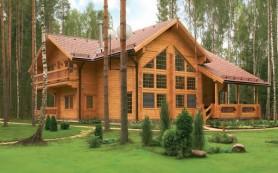 Породы деревьев для строительства домов