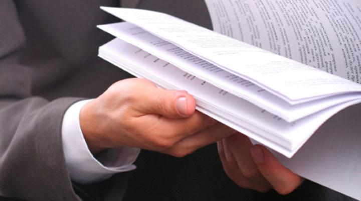 Отчеты,  балансы,  выписки – способ узнать больше о том или ином бизнесе