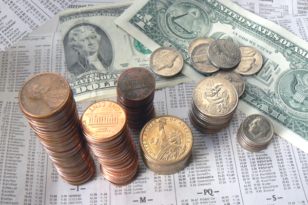 Доллар подорожал на статистике из США