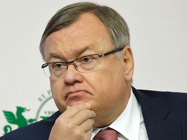Глава ВТБ объявил, что кризиса в России «не было и нет»