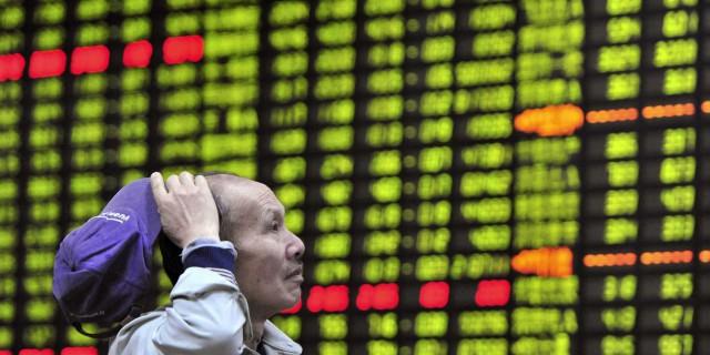 Развивающиеся рынки упали до минимума за 2 года