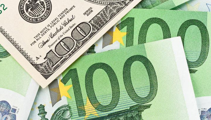 Евро превысил отметку в 70 рублей