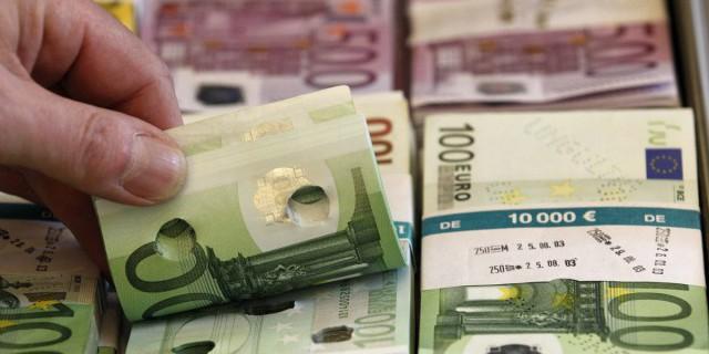 Недельный рост евро стал максимальным за 3 месяца