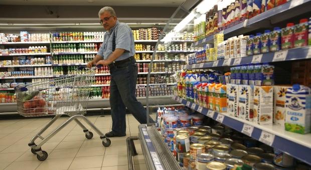 Россияне готовы экономить на еде