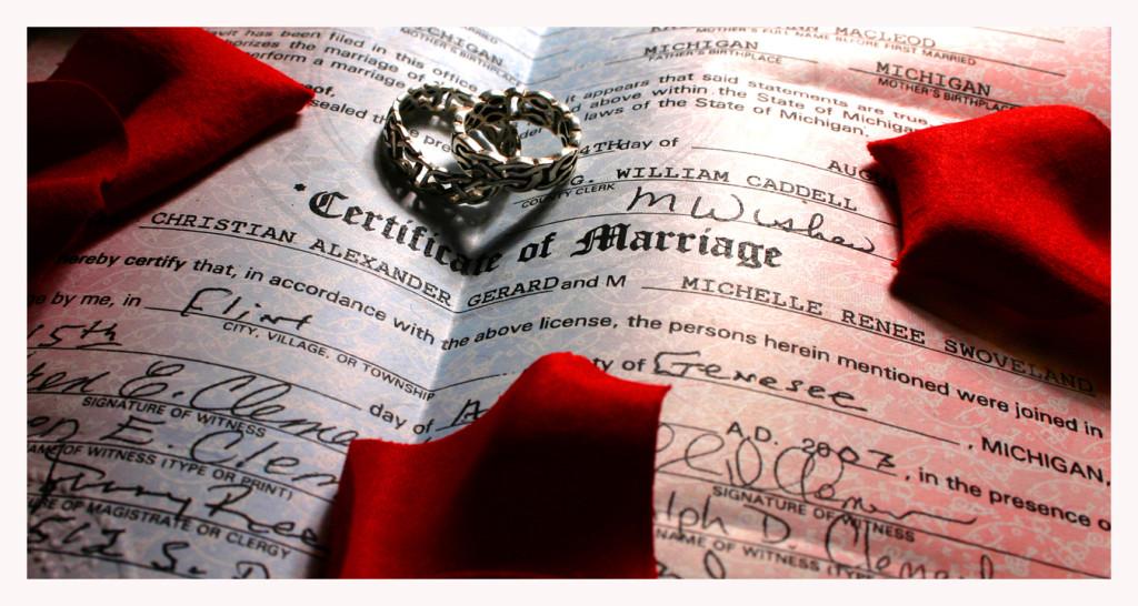 Особенности составления брачного договора