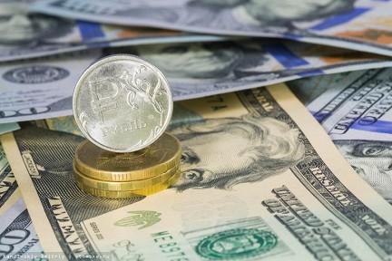 Внешнеторговый оборот России сократился на 34,5%