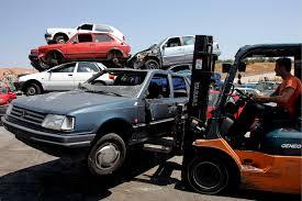 Как происходит утилизация автомобилей