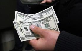 Официальный курс доллара упал на три с лишним процента