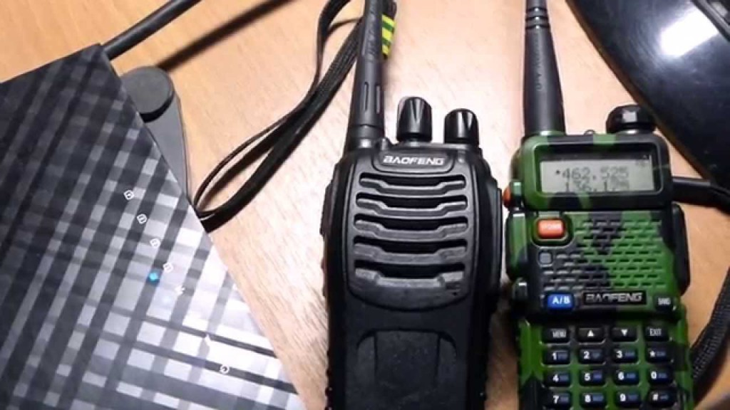 Как выбрать портативную радиостанцую