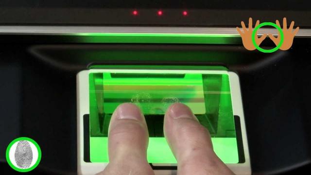 СМИ: банки намерены дактилоскопировать клиентов