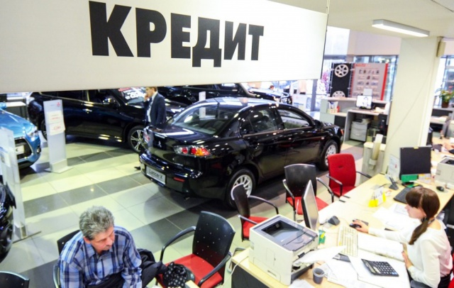Количество выданных автокредитов увеличилось на 66%