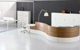 Офисная мебель для приемной. Особенности выбора