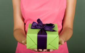 О том, как сделать сразу два подарка
