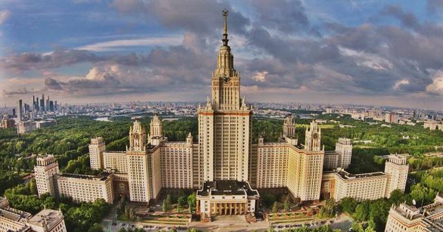 МГУ и Сбербанк представили кампусную карту
