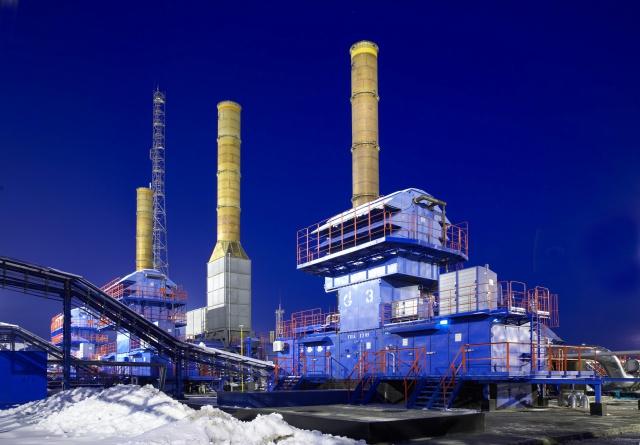 Прибыль «Газпрома» (РСБУ) упала в I полугодии на 31%
