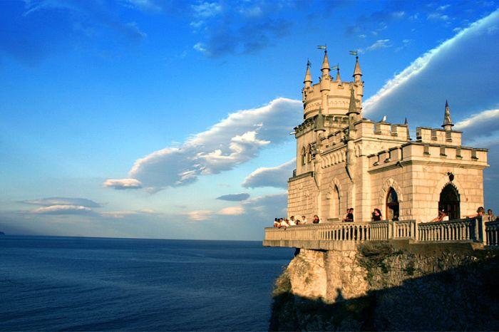 Проживание и отдых в Крыму