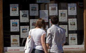 Ипотечные кредиты в Британии на минимуме с 2014 года