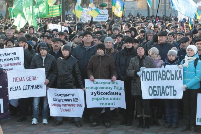 «Госзембанк» приказал аграриям Украины долго жить