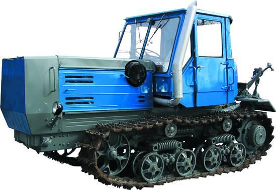 Трактор. Разновидности тракторов