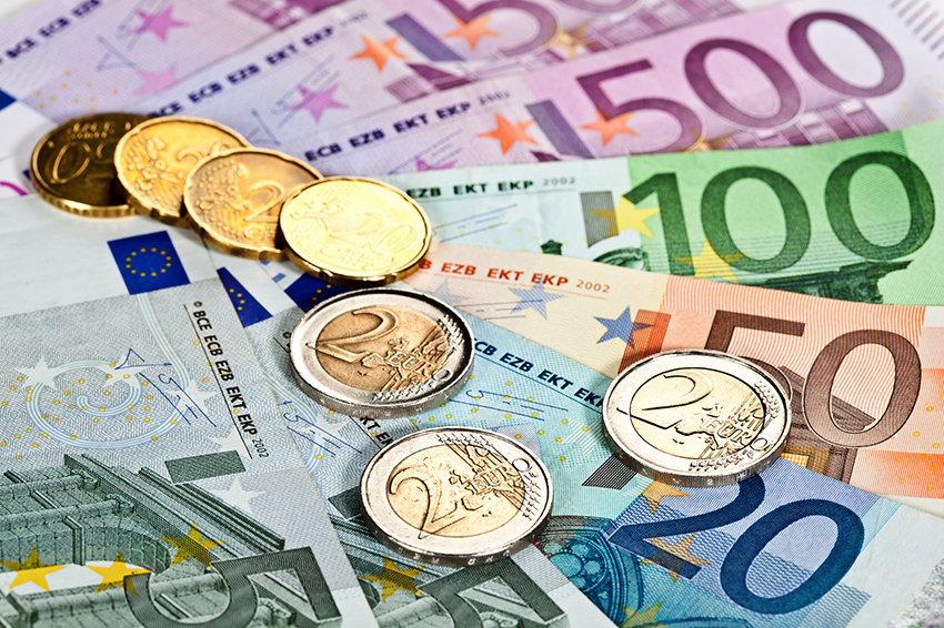 Евро попробует пробить уровень в 68 рублей