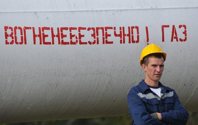 Украина за 2 месяца потратила 7% зимних запасов газа