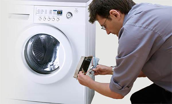Почему гудит стиральная машина?