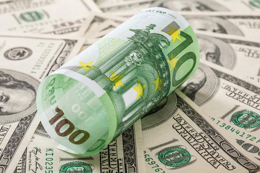 Официальный курс евро опустился до 68,5 рубля