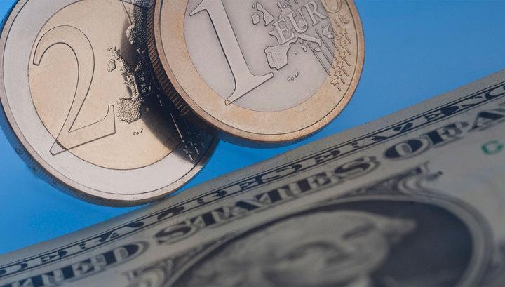 Очередной минимум: евро стал дешевле 61 рубля