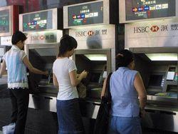 Российские банки закупают китайские банкоматы