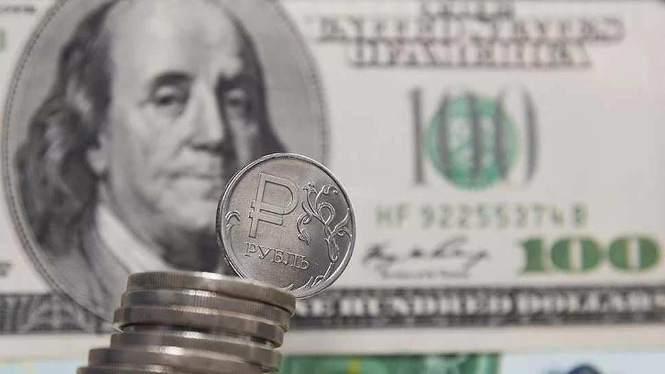 ЦБ поднял курс доллара выше 59 рублей