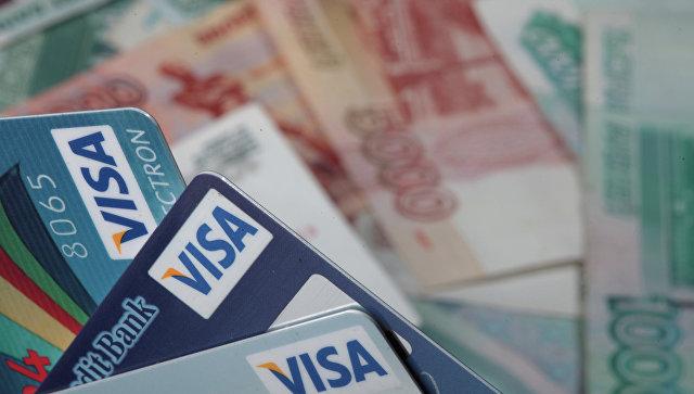 Сбербанк введет комиссию за снятие наличных с «чужих» карт Visa