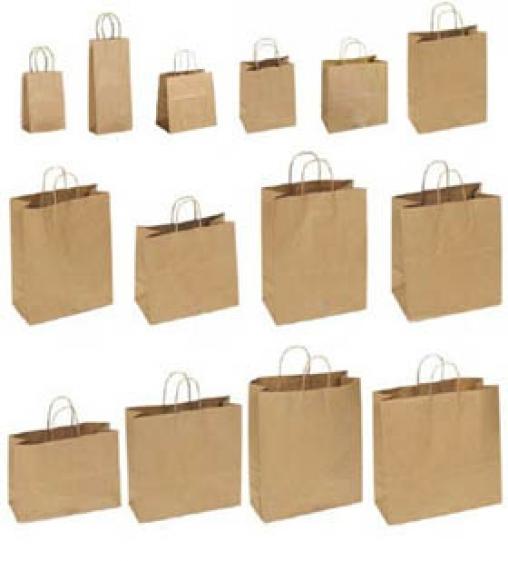 Изготовление бумажных пакетов для лидеров рынка