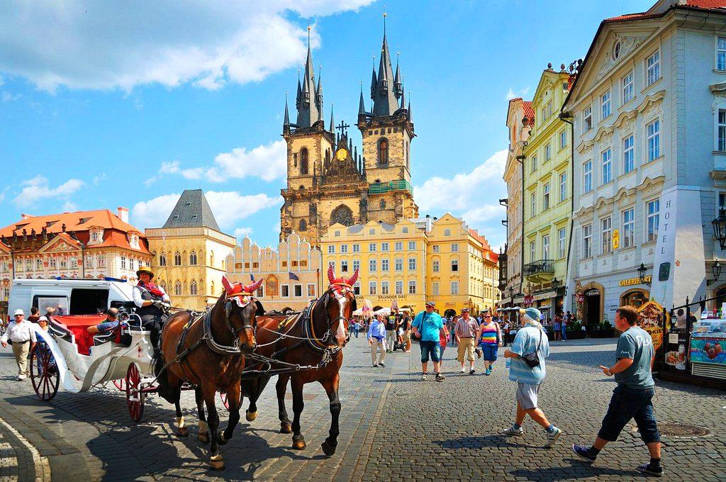 Туры в Прагу. Особенности и преимущества