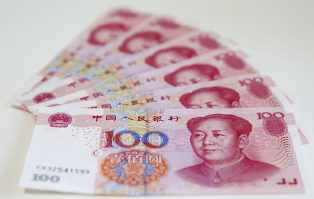 Китай укрепил юань до максимума за 3 месяца