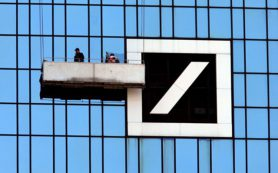 Deutsche Bank получил еще один штраф от ФРС